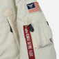 Мужская куртка парка Alpha Industries Polar Off White фото - 5