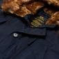 Мужская куртка парка Alpha Industries Polar Replica Blue фото - 3