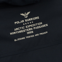 Мужская куртка парка Alpha Industries Polar Replica Blue фото- 7