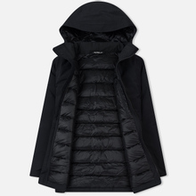 Мужская куртка парка Arcteryx Camosun Black фото- 2