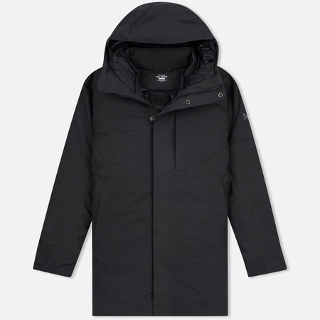 Arcteryx Therme Gore-Tex Men's parka Black