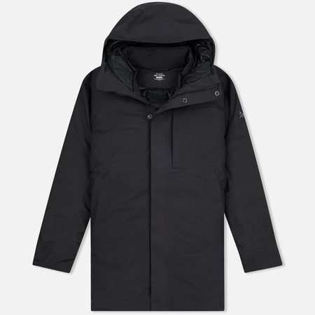 Мужская куртка парка Arcteryx Therme Gore-Tex Black