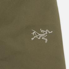 Мужская куртка парка Arcteryx Thorsen Gore-Tex Wildwood фото- 4