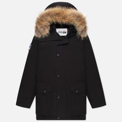 Мужская куртка парка Arctic Explorer Chill Black