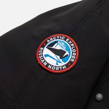 Мужская куртка парка Arctic Explorer Chill Black фото- 2