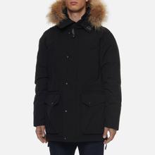 Мужская куртка парка Arctic Explorer Chill Black фото- 4