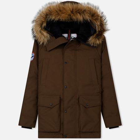 Мужская куртка парка Arctic Explorer Chill Cacao