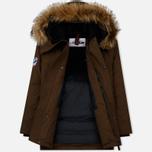 Мужская куртка парка Arctic Explorer Chill Cacao фото- 1