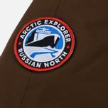 Мужская куртка парка Arctic Explorer Chill Cacao фото- 5