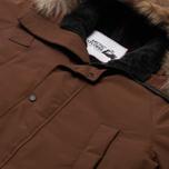Мужская куртка парка Arctic Explorer Chill Cacao фото- 10