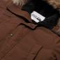 Мужская куртка парка Arctic Explorer Chill Cacao фото - 1