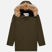 Мужская куртка парка Arctic Explorer Chill Khaki фото- 0