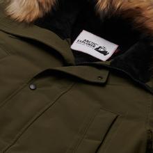 Мужская куртка парка Arctic Explorer Chill Khaki фото- 2