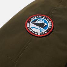 Мужская куртка парка Arctic Explorer Chill Khaki фото- 1
