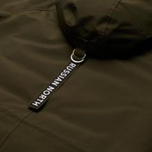 Мужская куртка парка Arctic Explorer Chill Khaki фото- 3