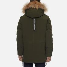 Мужская куртка парка Arctic Explorer Chill Khaki фото- 5