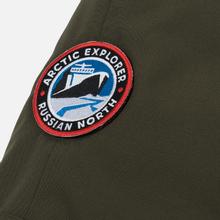 Мужская куртка парка Arctic Explorer Chill Khaki фото- 7