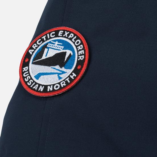 Мужская куртка парка Arctic Explorer Chill Navy