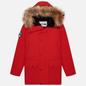Мужская куртка парка Arctic Explorer Chill Red фото - 0