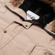 Мужская куртка парка Arctic Explorer Chill Sand фото- 1
