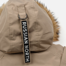 Мужская куртка парка Arctic Explorer Chill Sand фото- 8