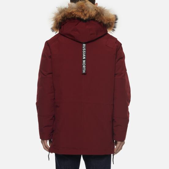 Мужская куртка парка Arctic Explorer Chill Wine