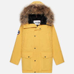 Мужская куртка парка Arctic Explorer Chill Yellow