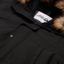 Мужская куртка парка Arctic Explorer MIR-1 Black фото- 1