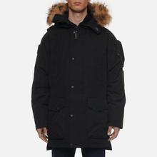 Мужская куртка парка Arctic Explorer MIR-1 Black фото- 4