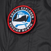 Мужская куртка парка Arctic Explorer MIR-1 Black фото- 6