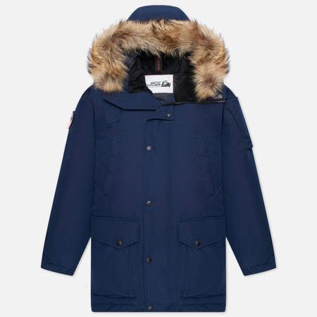 Мужская куртка парка Arctic Explorer MIR-1 Dark Navy