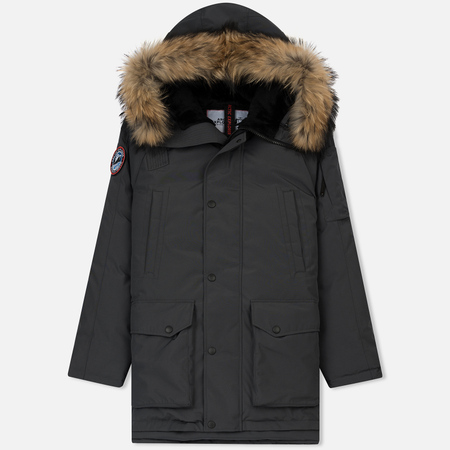 Мужская куртка парка Arctic Explorer MIR-1 Grey