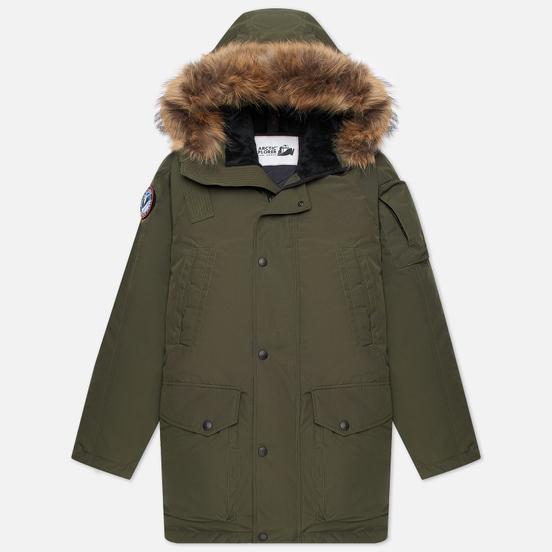 Мужская куртка парка Arctic Explorer MIR-1 Khaki