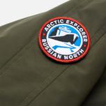 Мужская куртка парка Arctic Explorer MIR-1 Khaki фото- 2