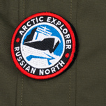 Мужская куртка парка Arctic Explorer MIR-1 Khaki фото- 6