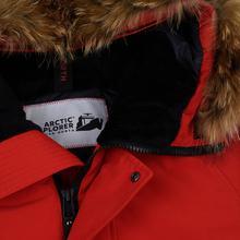Мужская куртка парка Arctic Explorer MIR-1 Red фото- 1