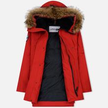 Мужская куртка парка Arctic Explorer MIR-1 Red фото- 2