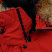 Мужская куртка парка Arctic Explorer MIR-1 Red фото- 3