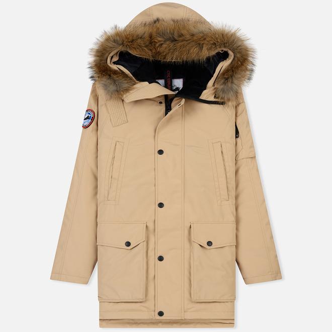 Мужская куртка парка Arctic Explorer MIR-1 Sand