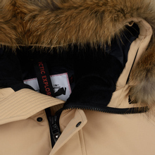 Мужская куртка парка Arctic Explorer MIR-1 Sand фото- 1