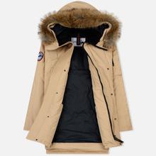 Мужская куртка парка Arctic Explorer MIR-1 Sand фото- 2