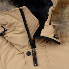 Мужская куртка парка Arctic Explorer MIR-1 Sand фото- 3