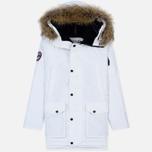 Мужская куртка парка Arctic Explorer MIR-1 White фото- 0