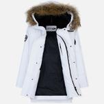Мужская куртка парка Arctic Explorer MIR-1 White фото- 2