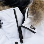 Мужская куртка парка Arctic Explorer MIR-1 White фото- 3