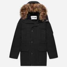 Мужская куртка парка Arctic Explorer Neft Black фото- 0