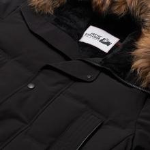 Мужская куртка парка Arctic Explorer Neft Black фото- 2