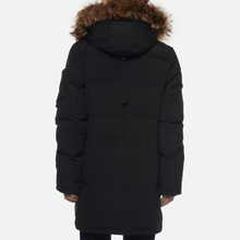 Мужская куртка парка Arctic Explorer Neft Black фото- 4