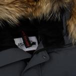 Мужская куртка парка Arctic Explorer Neft Grey фото- 2