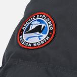 Мужская куртка парка Arctic Explorer Neft Grey фото- 5
